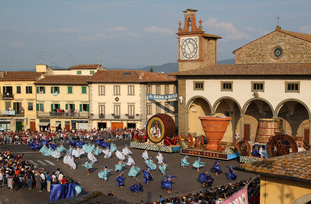 Impruneta Italy  city photos : Festa dell'Uva Impruneta:Grape Festival near Florence ...